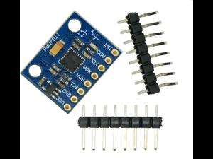 GY-521 MPU-6050 MPU6050 Module 3 Axis analog gyro sensors 3 Axis Accelerometer Module