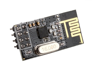NRF24L01+ 2.4GHz Antenna Wireless Transceiver RF Module ISM For Arduino & Raspberry Pi Compatible