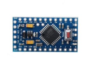 ATMEGA328P Micro controller circuit board 5V/16M Improved Version of Pro Mini Atmega328 5V 16MHz for Arduino IDE with 1 ISP Pin