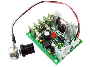 CCM5 12V 24V 30V 5A DC Motor Speed Controller Adjustable Variable Speed Governor PWM 120W Speed Driver Control CCM5