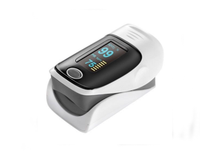Fingertip Pulse Oximeter Blood Oxygen Saturation Monitor SPO2 OLED Pulse Heart Rate Monitor Oximeter