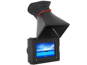 """Feelworld E-350 3.5"""" Electronic ViewFinder 800*480 HDMI LCD Field Camera Monitor"""