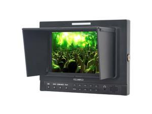 "FEELWORLD FW-1D/O 7"" IPS Ultra High Reso Broadcast HD Field Monitor HDMI For DSLR BMCC 5D2"