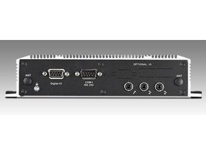 Advantech ARK-1550-S9A1E Intel® 4th Generation Core i5 4300U SoC Slim and Panel Mountable Fanless Box PC - Barebone only