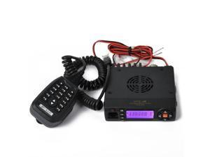 SUPER MINI 136-174/400-490MHz 10Watt Mobile Ham/Amateur FM Transceiver