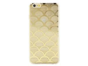 New in Box Sonix iPhone 6 Plus 6S Plus Gold Lace Design Clear Coat Cover Case