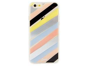 New in Box OEM Sonix iPhone 6 6S Checker Stripe Clear Coat Shell Cover Case