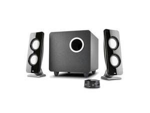 Cyber Acoustics Curve Immersion 2.1 Speaker System - 30 W RMS