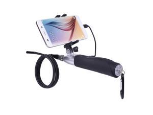 [ Ship from USA !!! ] Handheld Endoscope Camera Waterproof 7mm Diameter Inspection Borescope with 1280X720 HD Camera for Android Tablets and Smartphones