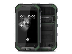 "Blackview BV6000 IP68 Waterpoof 4.7"" 3GB RAM + 32GB ROM 4G LTE Android 6.0 Unlocked Smartphone"