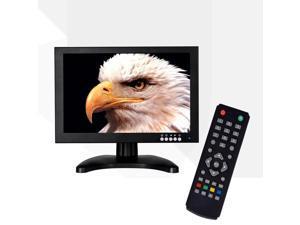 "10"" LED IPS FHD 1920*1200 Video Audio HDMI VGA Display Desktop Monitor for Microscope CCTV DVD PC"