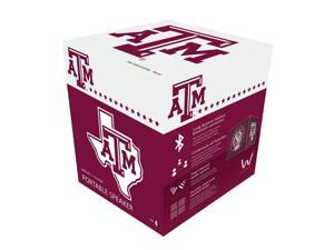 Wiseways Kube Bluetooth Collegiate Speaker for TexasAM school