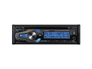 Dual CD Player BT w/internal mic. remote USB w/1 amp charging DC206BT