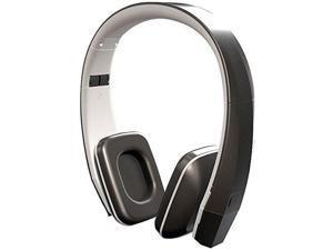 POWER ACOUSTIK HIR-2B 2-Channel Wireless IR Headphones - Graphite Black