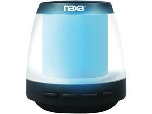 NAXA Electronics NAS-3074 Portable Bluetooth Music System & Accent Light