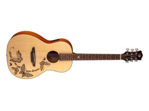 Luna Guitars GYP DREAM Gypsy Dream Acoustic Guitar