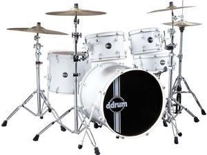 "ddrum RF BD 18X22 BB Reflex Alder Shell 18""X22"" Bass Drum Black/Black"