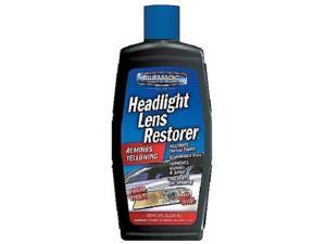Blue Magic 725 Headlight Lens Restorer Removes Yellowing