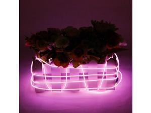Lychee Pink  9FT-3M Neon Glowing Strobing Electroluminescent Wire, EL Wire For the Burning Man Festival