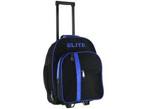 Elite Ace Single Roller Blue Bowling Bag