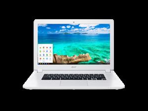 "Refurbished: Acer Chromebook 15 CB5-571-C1DZ Intel Celeron 3205U Dual-core 4 GB RAM, 16 GB SDD 15.6"", Chrome OS"