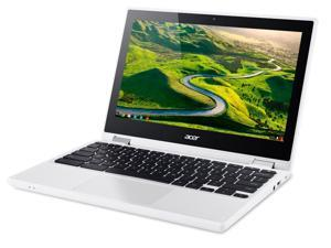 "Refurbished: Acer Chromebook R11 Convertible, 11.6"" HD Touch, Intel Celeron, 2GB Memory, 32GB Storage, Google Chrome, ..."