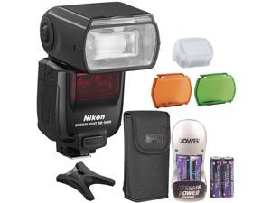 Nikon Speedlight SB-5000 Speedlight AF Flash with Battery and Charger