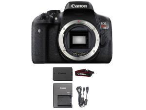 Canon EOS Rebel T6 Digital SLR Camera Wi-Fi Enabled - Body Only