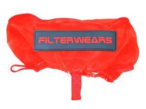 FILTERWEARS Pre-filter K121R Fits K&N Air Filter 59-2840 Filter Wrap 22-2840