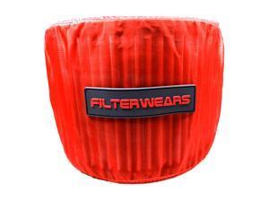 """FILTERWEARS Pre-Filter K187R Fits K&N Air Filter E-3650 Filter Wrap 9""""D x 5""""H"""