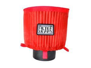 FILTERWEARS ATV Pre-filter K218R Fits K&N Air Filter HA-4099, 22-8016 Filter Wrap