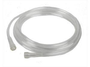 Crush-Resistant Oxygen Tubing, Clear - Clear, 7 FT - 50 Each / Case