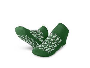 Double-Tread Slippers - MDTDBLTREADXH - Beige, XL - 1 Pair / Pair