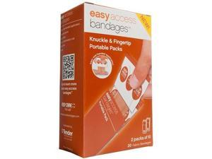 Fabric, Knuckle & Fingertip, 20 Count - NEW