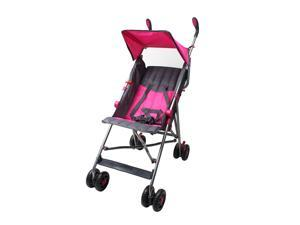 Wonder Buggy Taylor Two Position Stroller With Canopy - Pink