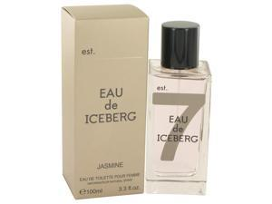 Eau De Iceberg Jasmine by Iceberg Eau De Toilette Spray 3.3 oz (Women)