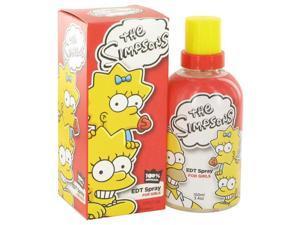 The Simpsons by Air Val International Eau De Toilette Spray 3.4 oz