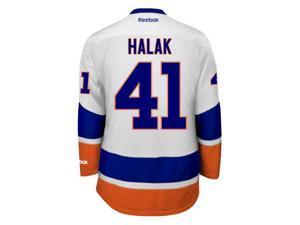 Jaroslav Halak New York Islanders Reebok Premier Away Jersey NHL Replica