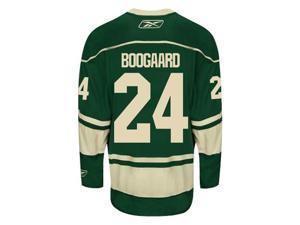 Derek Boogaard Minnesota Wild Reebok Premier Third Jersey NHL Replica