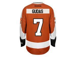 Radko Gudas Philadelphia Flyers Reebok Premier Home Jersey NHL Replica