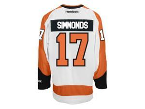 Wayne Simmonds Philadelphia Flyers Reebok Premier Away Jersey NHL Replica