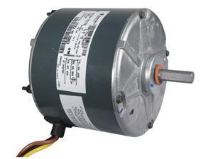 Carrier Condenser Motor 5KCP39GFS166S 1/5 hp, 825 RPM, 208-230V Genteq # 3S003