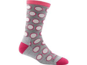 Women's Hula Hoop Crew Light Cushion Socks