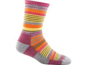 Kid's Sierra Stripe Micro Crew Light Cushion Socks