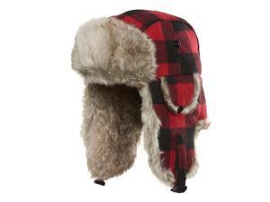Chola Plaid Trapper Hat