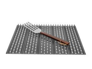 Grill Grates for Weber Genesis with GrateTool