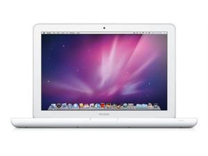 Apple A Grade Macbook 13.3-inch (Glossy) White Unibody 2.4GHZ Core 2 Duo (Mid 2010) MC516LL/A 250 GB HD 2 GB Memory 1280 x 800 Display Mac OS X v10.12 Sierra Power Adapter Included
