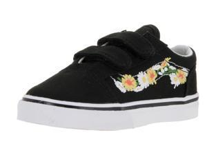 Vans Toddlers Old Skool V (Daisy) Skate Shoe