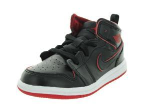 Nike Jordan Toddlers Jordan 1 Mid Bt Basketball Shoe
