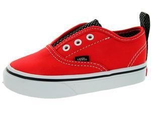 Vans Toddlers Authentic V (Polka Dots) Skate Shoe